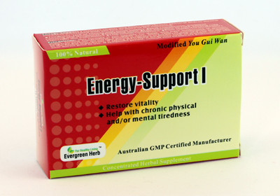 Energy-Support I /Restore vitality