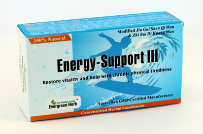 Energy-Support III/ Men's Vigour